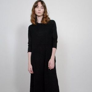 Raquel Allegra Dress Black